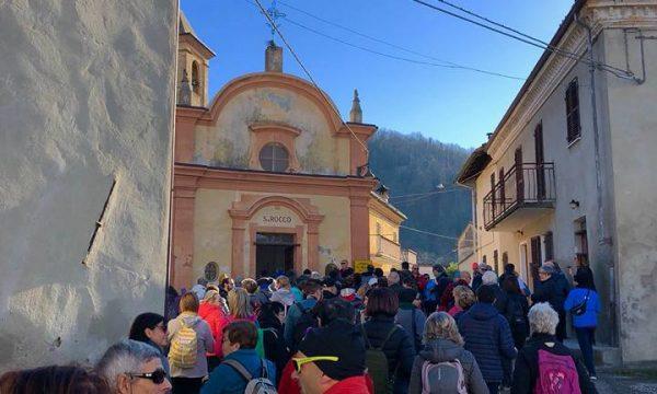 Cronistoria Cammino con la Befana- Piancerreto (AL) 21.01.2018