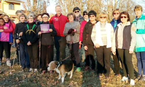 Corso Base di Nordic Walking a Crescentino (VC)