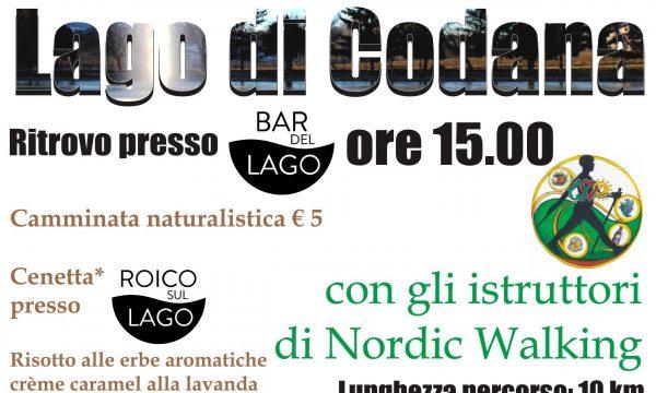 Escursione naturalistica del Lago di Codana – Montiglio (AT)