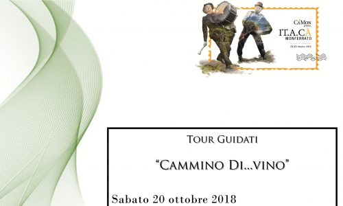 IT.A.CA. Cammino Di…Vino – camminata naturalistica