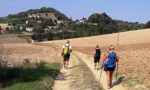 Gran Trekking Monferrato dei Castelli Bruciati – Edizione Primaverile