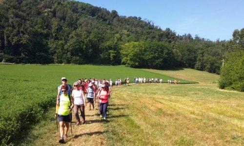 Cronistoria della 3@ edizione della Camminata di San Giovanni