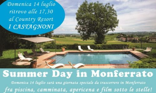 Summer day in Monferrato