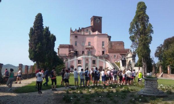 Cronistoria quattro passi in Nordic Walking a San Giorgio Monferrato