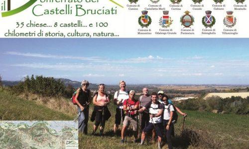 GRAN TREKKING DEL MONFERRATO DEI CASTELLI BRUCIATI – ed. autunnale
