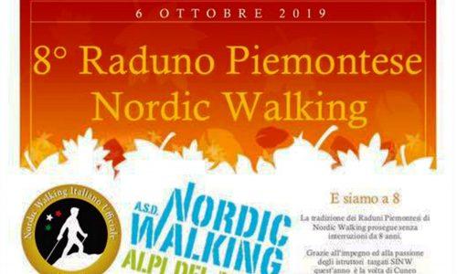 Raduno regionale di Nordic Walking a Cuneo
