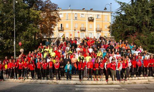Cronistoria del Raduno Piemontese di Nordic Walking