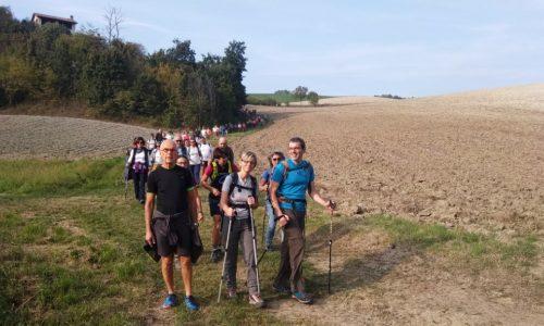 Cronistoria della Camminata attraverso il colle di Monte Sion