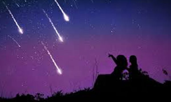 Trekking a caccia di stelle cadenti 2020