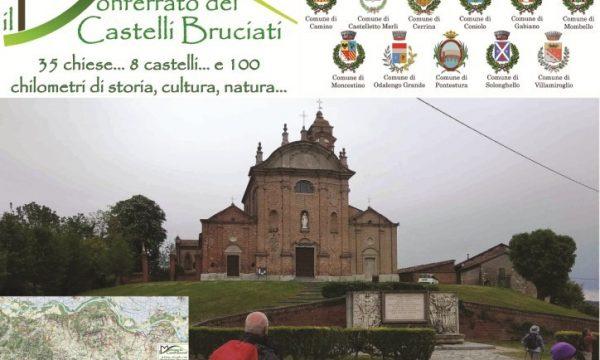 GRAN TREKKING DEL MONFERRATO DEI CASTELLI BRUCIATI