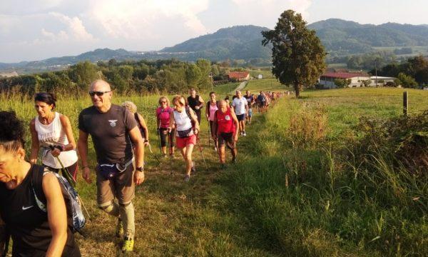 Camminata all'ombra delle colline della Valcerrina – 7@ edizione