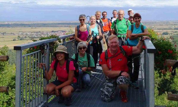 Cronistoria del Gran Trekking del Monferrato dei Castelli Bruciati edizione autunnale 2020