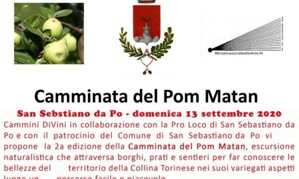 Camminata del Pom Matan – 2@ edizione