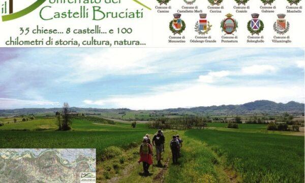 GRAN TREKKING DEL MONFERRATO DEI CASTELLI BRUCIATI – Ediz. primaverile