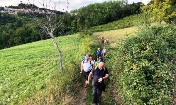 Escursione estiva intorno a Villadeati