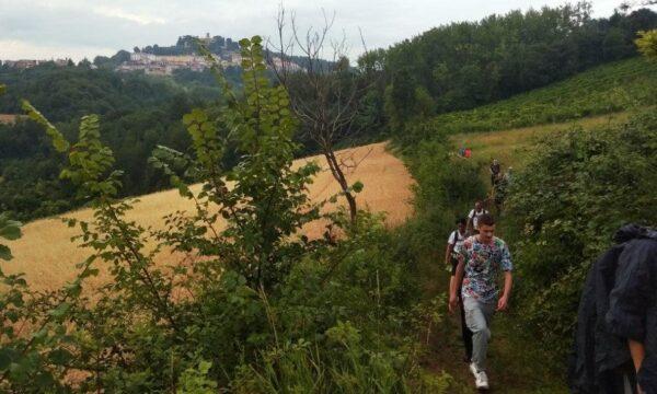 Cronistoria escursione estiva di Villadeati